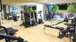 Fitness at Arizona Rehab Campus