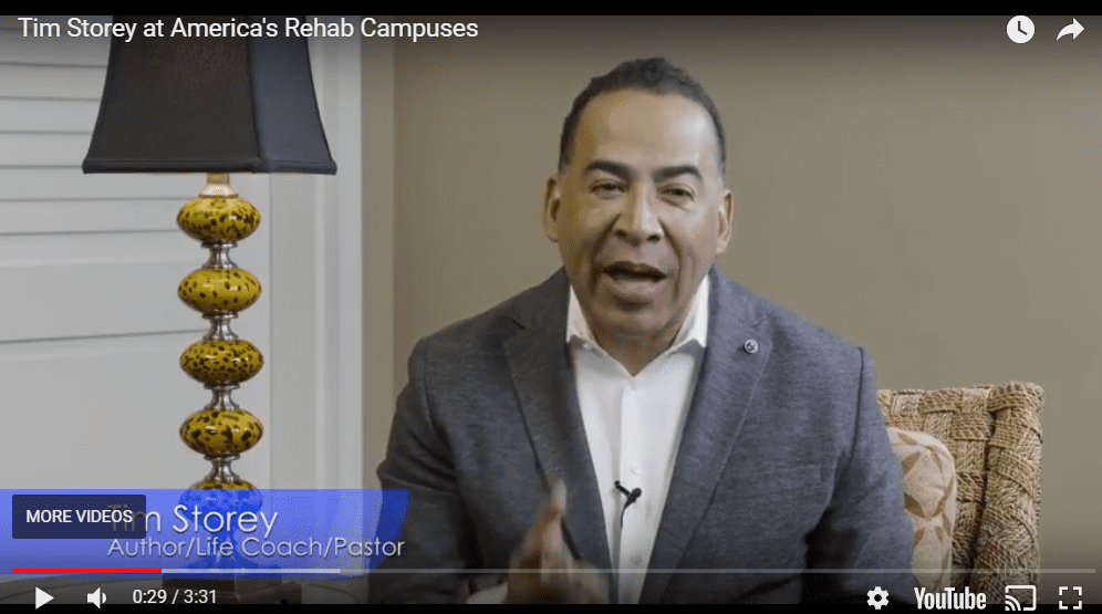 A Conversation with Tim Storey, Author – Life Coach – Pastor