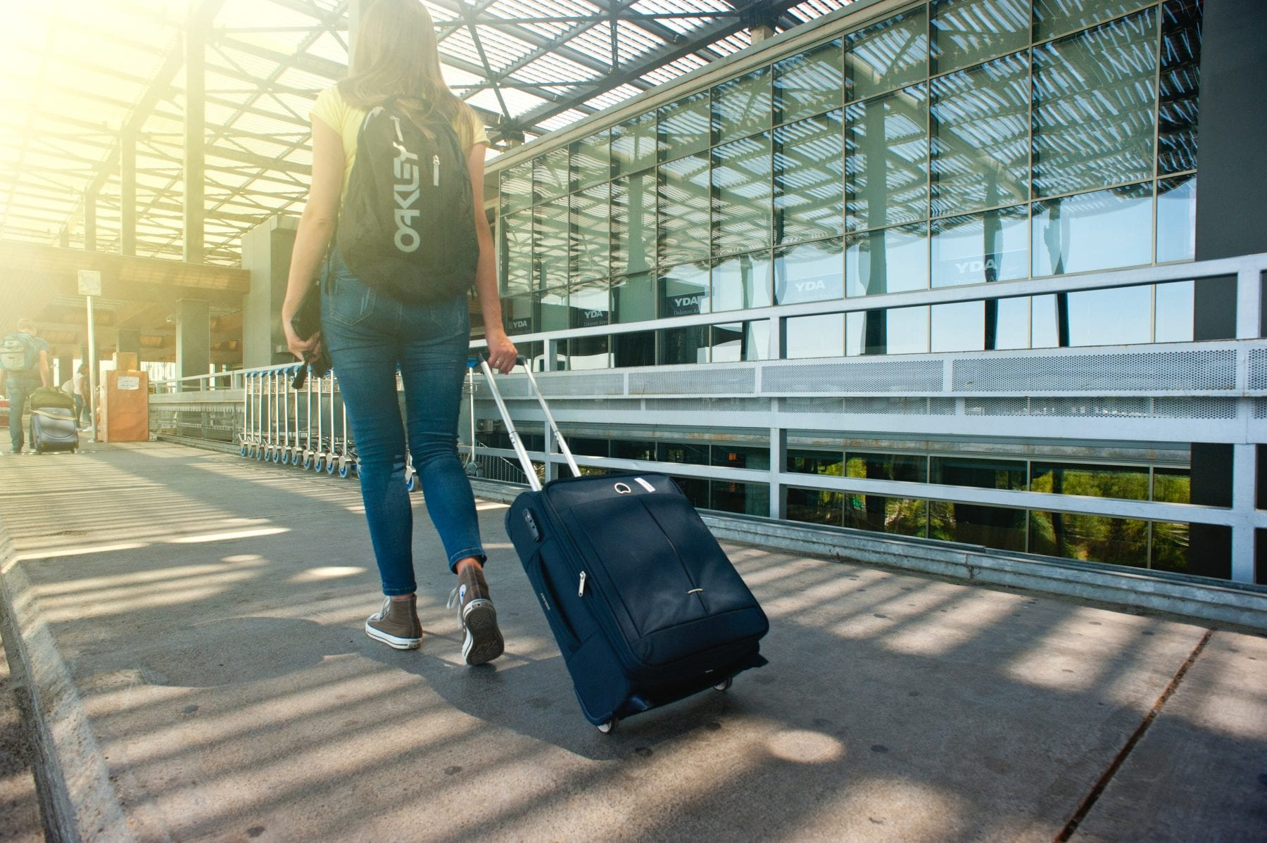 Travel for Drug Rehab at Airport
