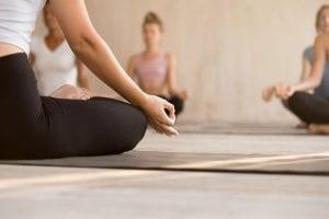 Yoga at Arizona Rehab Campus