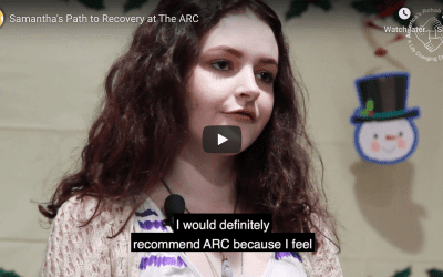 ARC Feels Like Home – Samantha's Story and Testimonial