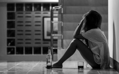 Alcohol Is a Depressant: Does That Mean It Causes Depression?